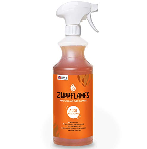 Heavy Duty BBQ, Grill & Oven Cleaner 1L - Perfect for removing baked on...