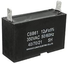 12uF AC 350V Generator Capacitor 55x33x20mm Capacitor