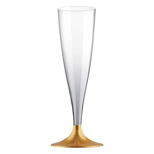 golfd Flûte dorée 140ml (x10) REF/57597