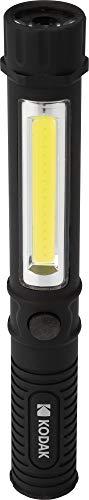 Linterna LED multiusos, 2 modos de iluminación Kodak, 160 + 45 lm