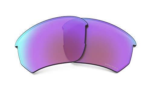 Oakley RL-Flak-Beta-AF-8 Lentes de reemplazo para gafas de sol, Multicolor, 55 Unisex Adulto