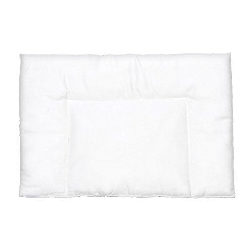SONNE L'oreiller plat 35 x 40 cm équipement de lit, crème