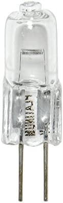 BulbAmerica 10W 12V G4 Bi-Pin Attention Selling rankings brand Clear Bulb Base Halogen