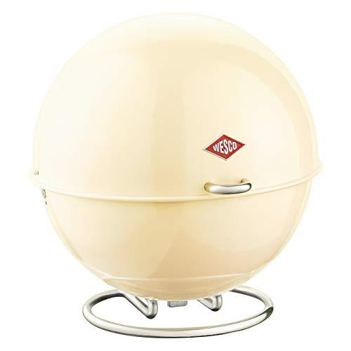 WESCO Superball 223 101-23 - Contenedor de Almacenamiento para Alimentos, Color Claro