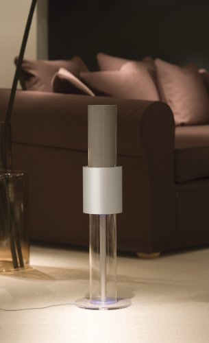 LightAir Style IonFlow 50 Air Purifier - Silver