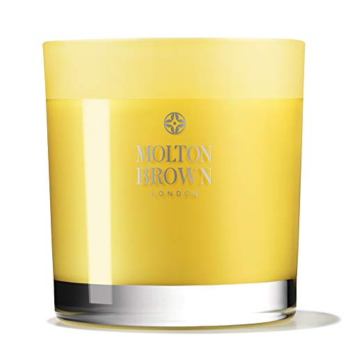 Molton Brown Orange en bergamot kaars met drie lonten 480 g