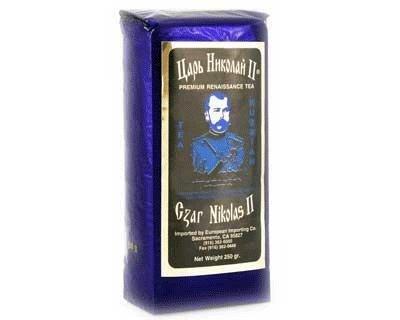 Tea Czar Nicolas II (Blue)