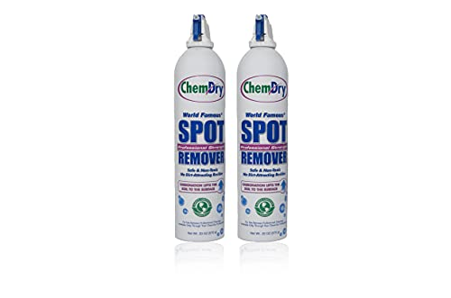 Chem-Dry Professional Strength Spot Remover 20 Oz (2 Pack)