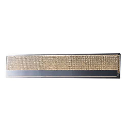 "Sparkler 2.5"" Wide Steel Bath Vanity Light - Polished Chrome Modern Contemporary"
