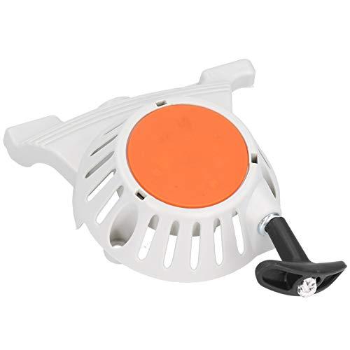 Alinory Desbrozadora Pull Starter Assembly Pull Starter Reemplazo, Durable Professional Pull Starter Plate, para Industria Jardinería Cortacésped doméstico