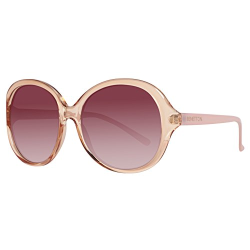 United Colors of Benetton BE984S03 Gafas de sol, Pink, 56 para Mujer