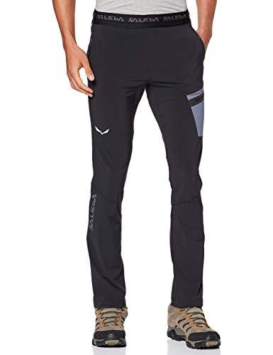 Salewa Pedroc Light Dst M, Pantaloni Uomo, Nero (Black out), 52 XL