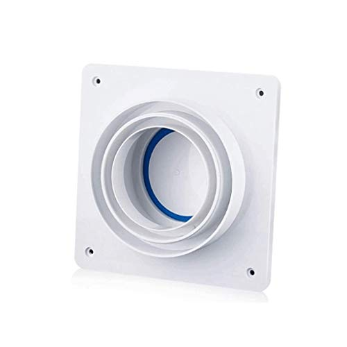 JYDQM Extractor, la habitación de Techo Lateral Instalación de baño Extintor Ventilador Válvula Anti,Olor