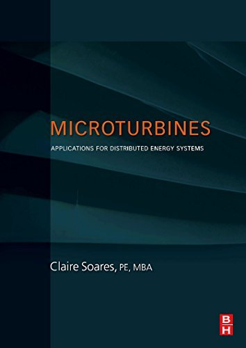 Microturbines: Applications for Distributed Energy Systems (English Edition)