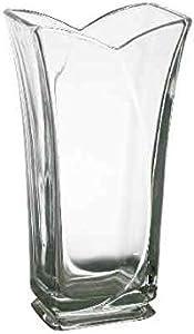 BORMIOLI ROCCO 331029M02321990 Vase 23 cm, Verre, Transparent, 1 pièce