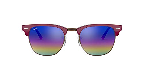 Ray-Ban MOD. 3016 Ray-Ban zonnebril MOD. 3016 rechthoekige zonnebril 49, bruin
