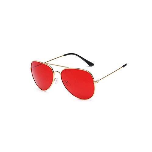 Daawqee Gafas de sol,Gafas para fiestas, Lovely Sunglasses Women Men Mirror Pilot Sun Glasses For Women Eyeglasses Frames Retro Female Sunglass Eyewear Oculos