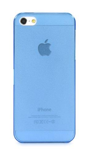 Tucano Sottile Cover Slim per iPhone 5S, Light-Blu