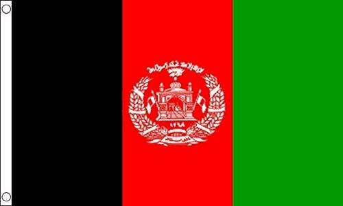 benen galore Afghanistan Vlag 5x3 verkocht