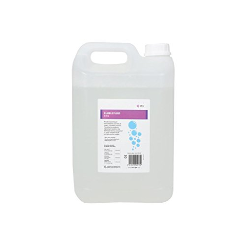 BeamZ Seifenblasenflüssigkeit für Seifenblasenmaschinen - 5 Liter