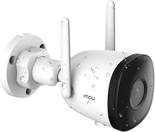 Security Camera Outdoor 1080P AI Human Motion Detection IP67 Weatherproof Bullet Camera 30m product image