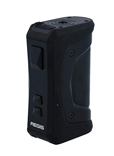 GeekVape Aegis X 200 Watt Akkuträger, TC Box Mod, Farb-Display, Farbe: stealth black