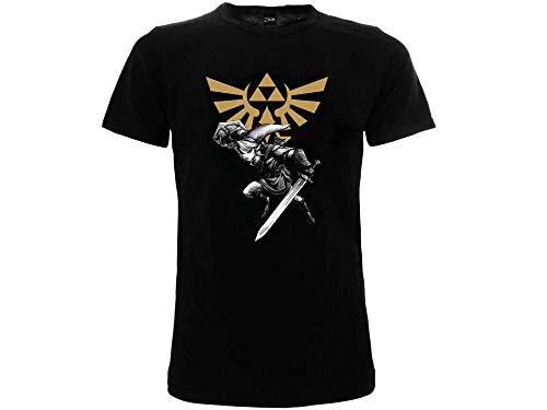 BLT Zelda - Camiseta oficial de manga...