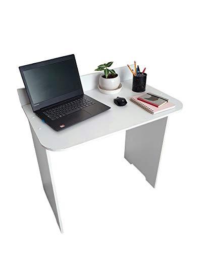 DKB360 Escritorio Escolar Color Blanco, Fabricado con MDF
