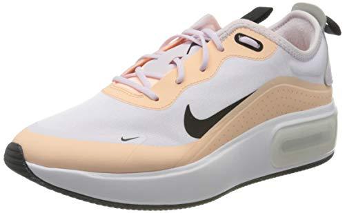 Nike W Air Max Dia, Scarpe da Corsa Donna, Light Violet/Black-Crimson Tint-White, 36 EU