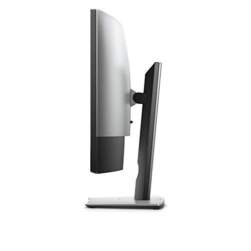 DELL U3818DW 96,5 cm (38 Zoll) Monitor (HDMI, DisplayPort, LED, 5ms Reaktionszeit) silber/schwarz - 4