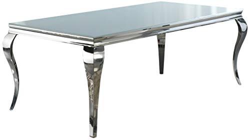 Schuller 792107/20691 Barroque - Tavolo per Sala da Pranzo, 108 x 208 x 76 cm