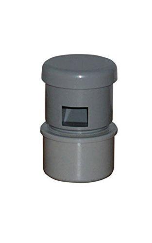 Válvula de aire para 40 mm empuje anti-sifón - tubo de ajuste de la válvula
