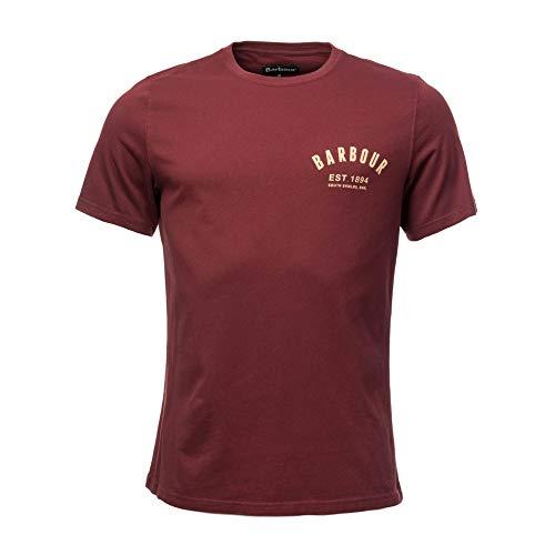 Barbour International Preppy T-Shirt Ruby-L