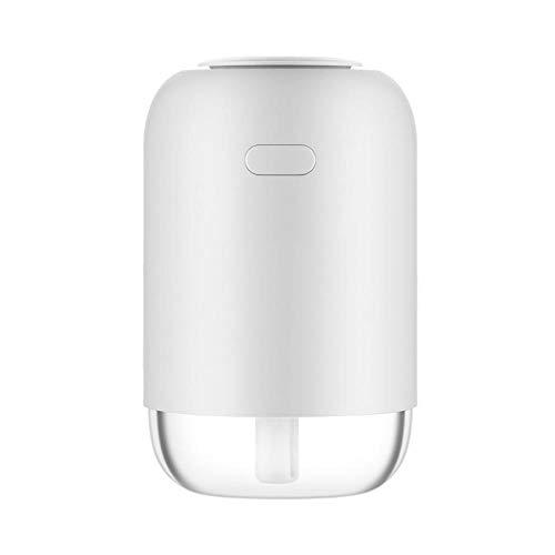 Humidificador peque/ño port/átil MXECO USB Recargable Medidor de Agua port/átil de Carga Mini humidificador de Cara al Vapor con//sin Espejo
