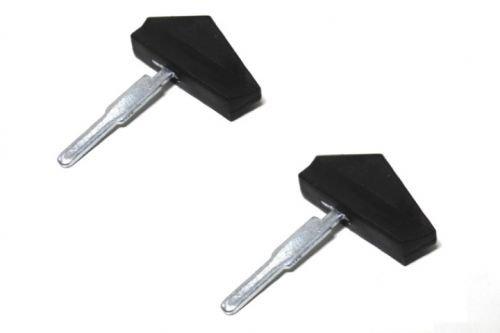 2x Zündschlüssel Schlüssel für Moped Mofa Hercules Zündapp Solo