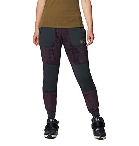 Mountain Hardwear Damen Standard Polartec High Loft Hose, Blurple, L x Regular