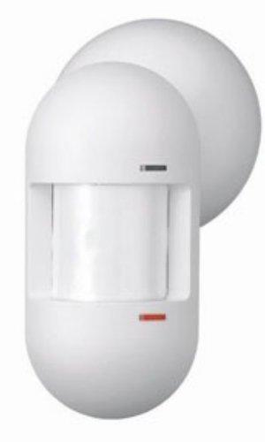 Hubbell ATP1600W Wall/Ceiling Mount Sensor, White, 1600sqft Max Sensing Range