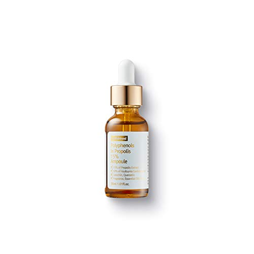 [By Wishtrend] Polyphenols in Propolis 15% Ampoule 30ml - anti-trouble, deep hydration, for sensitive skin