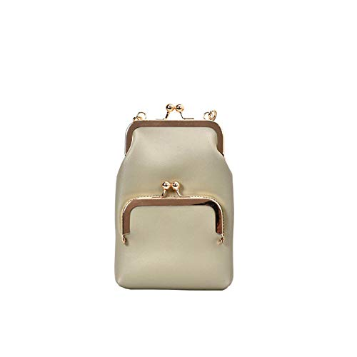 Vrouwen Schoudertas Lock Slant Crossbody Tassen Mini Back Pack USB Kids Portemonnee Messenger Bag Kleine Travel Pouch #G8