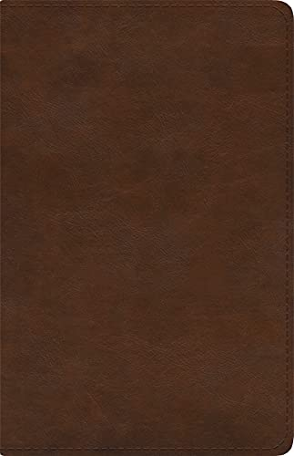 ESV Spanish/English Parallel Bible (La Santa Biblia RVR / The Holy Bible ESV, TruTone, Brown) (English and Spanish Edition)