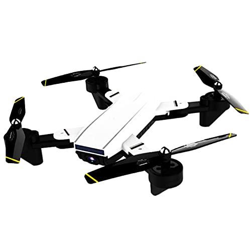 COFFEE CAT 4K HD Drohne SG700D mit 2K Kamera, WLAN Live Übertragung, Automatische Rückkehr,20minutes Long Battery Life,brushless Motor live Video für Anfänger und Experte (Color : White)