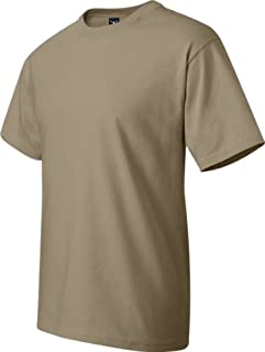 Hanes Men's Short Sleeve Beefy T-Shirt