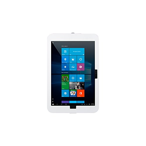 The Joy Factory Elevate II Wall Mount Surface Pro White