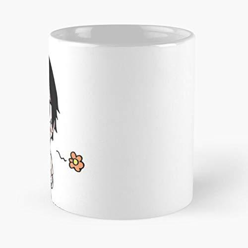 Gee Parkgee Boy Suicide Comic Park Manga Web Essen Sie Essen Biss John Best 11oz Unze weiße Keramik Kaffeebecher