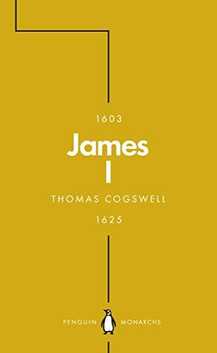 James I (Penguin Monarchs)