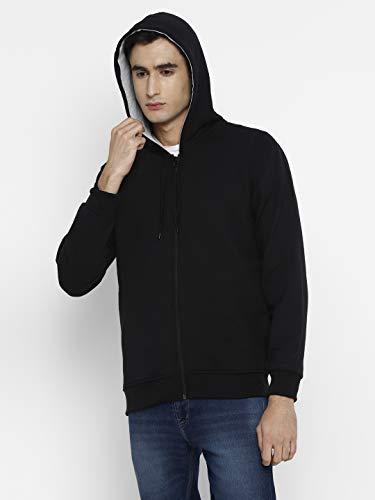 Alan Jones Clothing Men's Cotton Hooded Sweatshirt 4 31iDH1Fi0VL