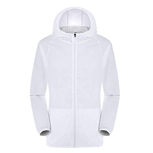 Protector solar ropa hombres y mujeres abrigo ligero al aire libre cortavientos pesca publicidad camisa verano protector solar ropa