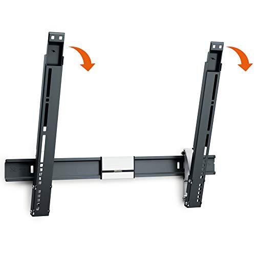 Vogel's Thin 515, Soporte de Pared para TV 40-65 Pulgadas, Inclinable, Máx 25 kg y con Sistema VESA máx. 600x400