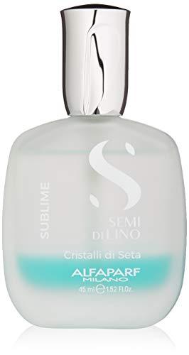 Alfaparf Milano Semi di Lino Sublime Cristalli sérum capilar sérum de cabelo para cabelo brilhante e macio 45 ml