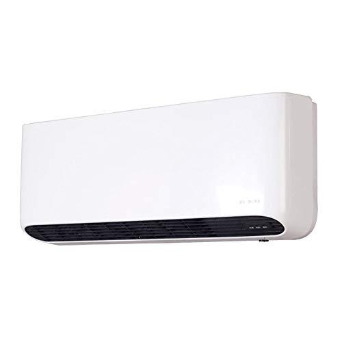 Calentador doméstico de Pared, PTC pequeño, eléctrico de Escritorio y de Pared de Doble propósito de 2000 W de Alta Potencia